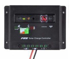 Controlador 20a Regulador 20amp Panel Solar Fotoceldas12/24