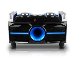Minicomponente Amplificado Bluetooth Woofer 5.5 Usb Sd Aux