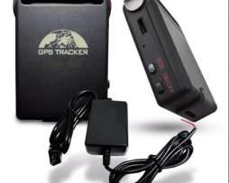 Rastreador Gps Tracker Satelital Con Cargador Para Vehículo
