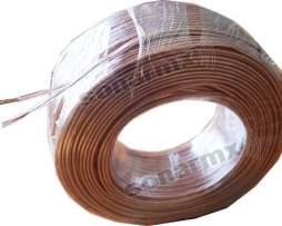 Rollo De Cable 100 Metros Polarizado Para Bocina Calibre 18