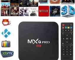 Smart Tv Box Mxq Pro 4k Android 6.0 Quad-core 64bits 2.0 Ghz