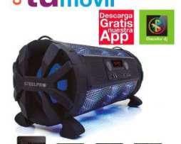 Steelpro Bazooka Audioritmica + App