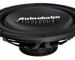 Subwoofer Extraplano Audiobahn 12 Doble Bobina