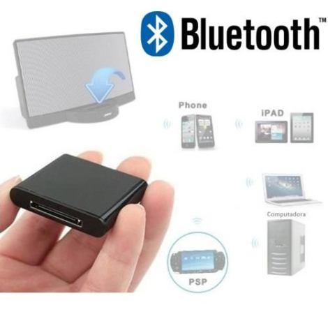 Adaptador Bluetooth Para Equipos Con Dock De 30 Pin Msi