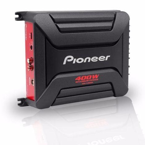 Amplificador Pioneer Gm-a3602 2 Ch 400w Comp Alpine Kicker