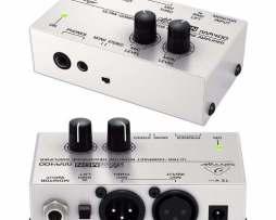 Behringer Ma400 Amplificador De Audífono Para Monitorizacion