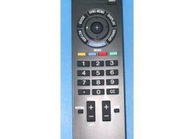 Control Remoto Para Tv Sony Bravia Pantalla Lcd Rm-yd071