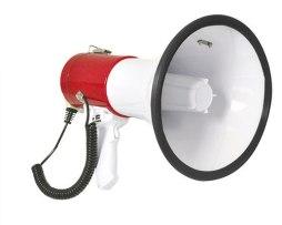 Megafono Con Bluetooth Usb Sd Rcargable 50w Más Microfono