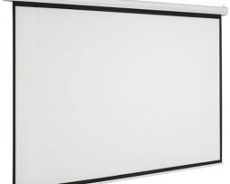 Pantalla Eléctrica De Proyección 100'' Cañon 3d Hd Video Pro