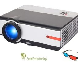 Proyector Cañon Profesional Led 4000 Lumens Full Hd 3d