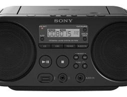 Radio Grabadora Sony Boombox Cd Sony Zs-ps50