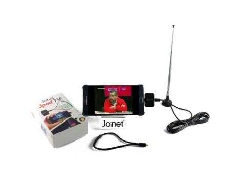 Sintonizador De Tv Hd Para Celulares Y Tabletas Jpad Android
