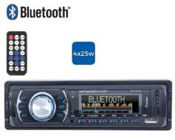 Autoestereo Digital Mp3 Usb Sd Fm Auxiliar Bluetooth Mitzu