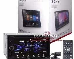 Autoestéreo Pantalla Sony Xav-w650bt Dvd Iphone Bluetooth