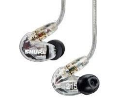 Cable De Repuesto Audifonos Shure Series Se Nuevo Original