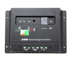 Controlador 30a Regulador 30amp Panel Solar Fotocelda 12/24v