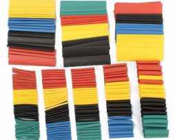 Kit De 328 Piezas Thermofit De Varias Medidas Y Colores