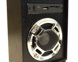 Link Bits Bocina Portatil Bluetooth Recargable Rfr024 Negra