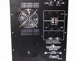 Modulo Amplificador Graves Subwoofer Amplifica 2 Graves 800w