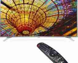 Pantalla Lg 49 Led 4k Smart Tv Nueva 2017 + Magic Control