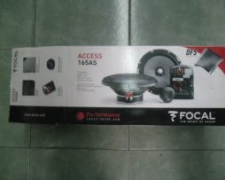 Set De Medios Focal 6.5 Access 165as De 2 Vias 120 Watts