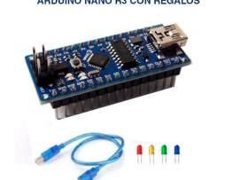 Arduino Nano Con Regalos Libros Y Proyectos