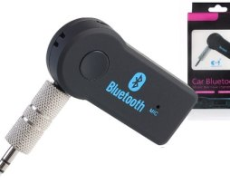 Receptor Bluetooth Audio Auxiliar  En Caja Premium