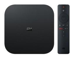 Xiaomi Mi Box S Android Tv 8.1 Global Negro