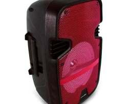 Bafles Amplificados Bluetooth 8 Pulg Portatil 81 Star Sonic