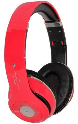 Audifonos Manos Libre Bluetooth Mp3 Fm Micro Sd Auxiliar Diadema Con Microfono Para Contestar Llamadas Inalambricos