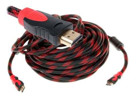 Cable Hdmi 15 Metros Full Hd 1080p Ps3 Xbox 360 Laptop Pc Tv
