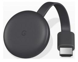 Google Chromecast 3ra Generacion Hdmi Wifi Original