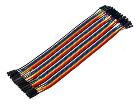 Cable Jumpers Dupont Macho-macho