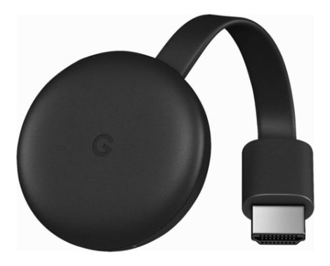 Google Chromecast Generacion 3 Hdmi Netflix Multimedia Android iPhone Laptop Tablet Celular Full Hd Original Sellado +