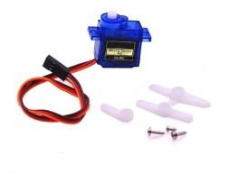 Micro Servomotor Sg90 Robotica Arduino - 1.6 Kg Servo Motor