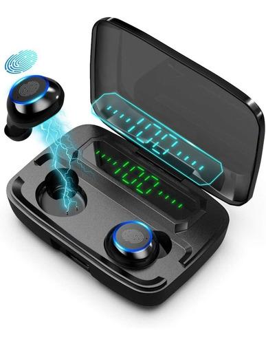 Audífonos Bluetooth Iforu Auriculares Inalámbricos 9d Hifi