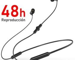 Audífonos Bluetooth Impermeables Ipx5 48 H De Reproducción