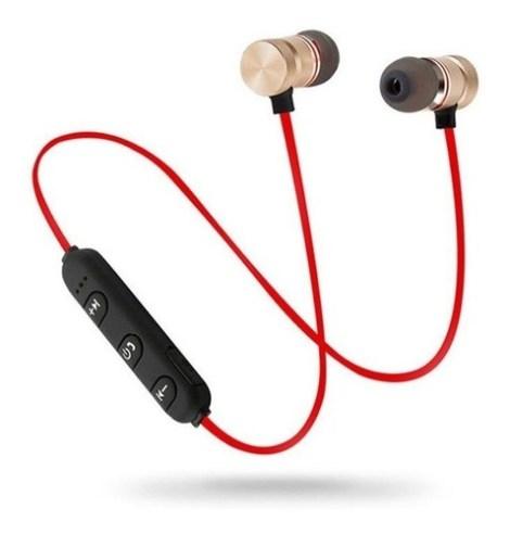 Audifonos Bluetooth Manos Libres Con Iman Sport Magneticos