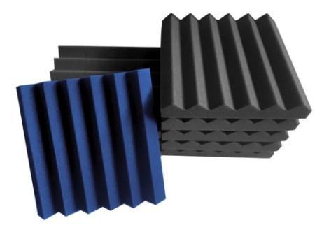 Oferta Kit 20 Panel Acústico 30×30 Peine Envío Gratis