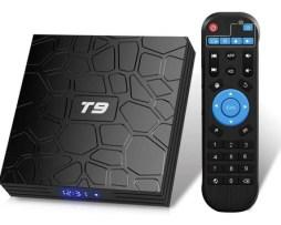 Tv Box T9 Android 9.1 Bt Wifi 4k Uhd 32gb Rom 4gb Ram