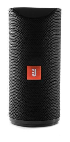 Bocinas Bluetooth Cilíndrica Recargable Fm Usb Auxiliar Tf