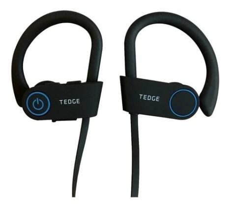Audífonos Inalámbricos Tedge Bluetooth Blhphone1 Negro