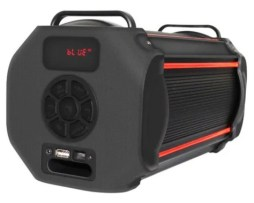 Bocina Select Sound Bt220 Portátil Con Bluetooth Negra