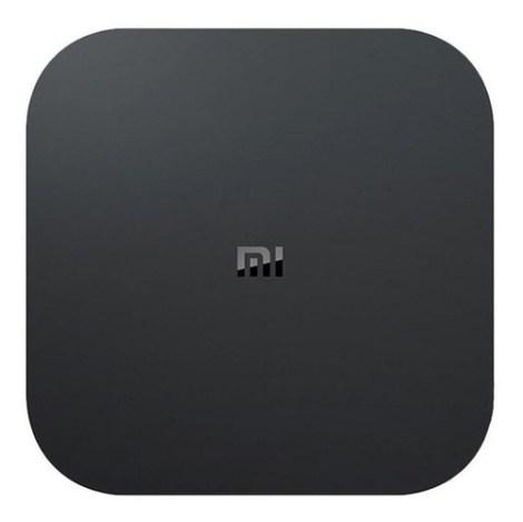 Xiaomi Mi Box S De Voz 4k 8gb Negro Con Memoria Ram De 2gb