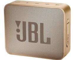 Bocina Jbl Go 2 Portátil Con Bluetooth  Pearl Champagne