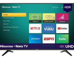 Smart Tv Hisense R6e Series 58r6e Led 4k 58