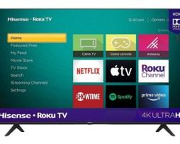 Smart Tv Hisense R6 Series 50r6e3 Led 4k 50  120v