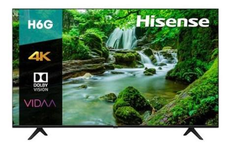 Smart Tv Hisense 50h6g Led 4k 50  120v