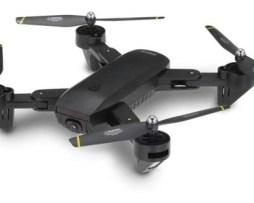 Drone Binden Dm107s Con Cámara Hd Negro