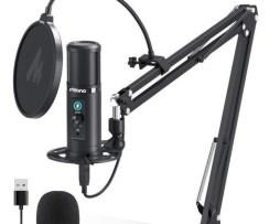 Micrófono Maono Au-pm422 Condensador Cardioide Negro
